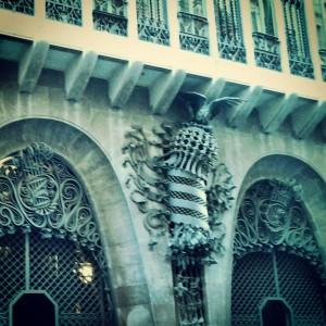 Barcellona - Palazzo Güell