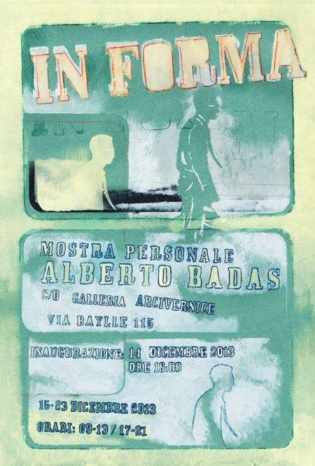 In forma di Alberto Badas