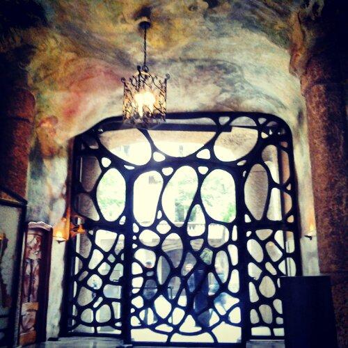 Casa Milà - interno