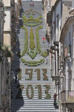 Caltagirone - Scala di Santa Maria del Monte