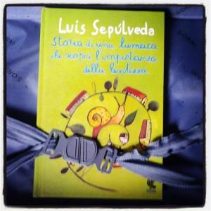 Luis Sepúlveda - Storia di una lumaca che scoprì l'importanza della lentezza