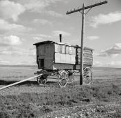 Un vecchio scuolabus - 1937