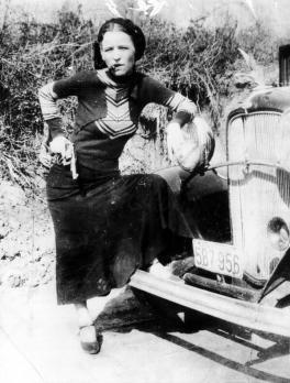 Bonnie di Bonnie e Clyde