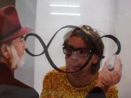 Cees Krijnen - Cees Krijnen e Michelangelo Pistoletto