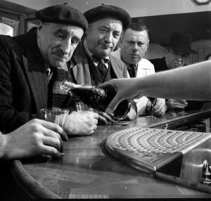 La Coca Cola arriva in Francia, 1950