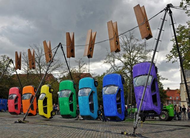Installazione del gruppo tedesco Generik Vapeur