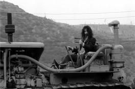Frank Zappa, 1968. Fotografia di Baron Wolman