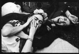 Frida Kahloe Chavela Vargas (1950) - Foto di Tina Modotti