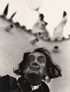 Halsman Dalì - Ritratto di Dalì