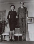 Halsman - Duchi di Windsor Edoardo VIII e Wallis Simpson, 1956