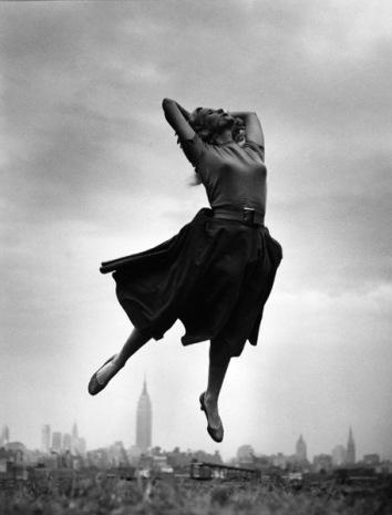 Halsman - Eva Marie Saint, 1954