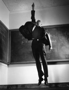 Halsman - Professore J. Robert Oppenheimer, 1958