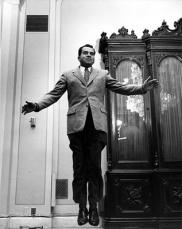 Halsman - Richard Nixon, 1955