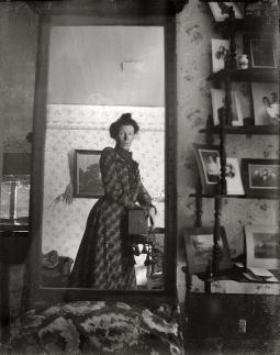 Il primo selfie nel 1900