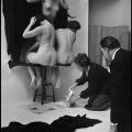 In Voluptas Mors – Salvador Dalí e Philippe Halsman