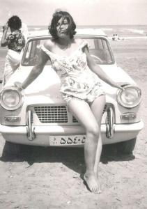Donna iraniana nel periodo prima della rivoluzione islamica - 1960