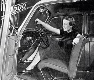 Maria Rubiolo immagine della Fiat - donne della storia d'Italia