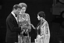 Marlon Brando ha respinto il suo Oscar del 1973 a causa del trattamento riservato agli Indiani d'America dall'industria cinematografica