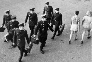 Men never change - Vilnius - 1965