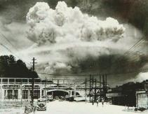 Nagasaki, 20 minuti dopo la bomba atomica, 1945