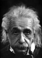 Philippe Halsman - Albert Einstein