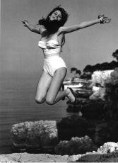 Philippe Halsman - Brigitte Bardot