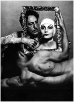 Philippe Halsman - Jean Cocteau
