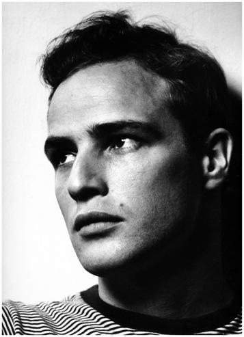 Philippe Halsman - Marlon Brando
