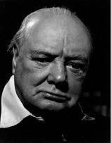 Philippe Halsman - Winston Churchill