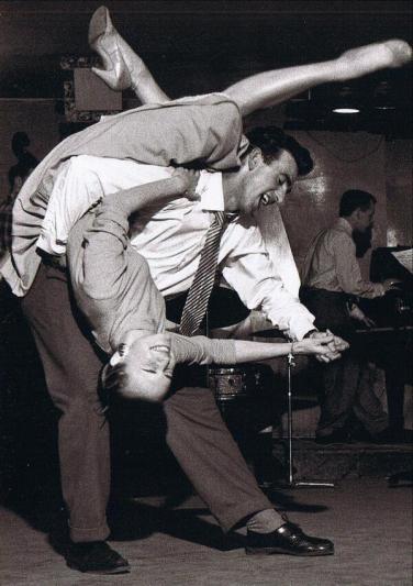 Due ballerini di swing