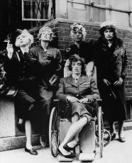 The Rolling Stones, 1966. Foto di Jerry Schatzberg