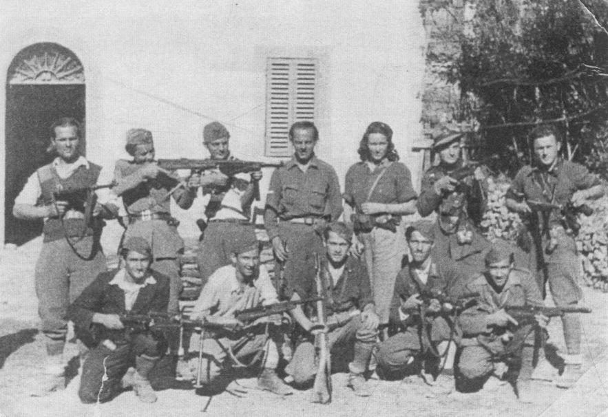 25 aprile - Partigiani