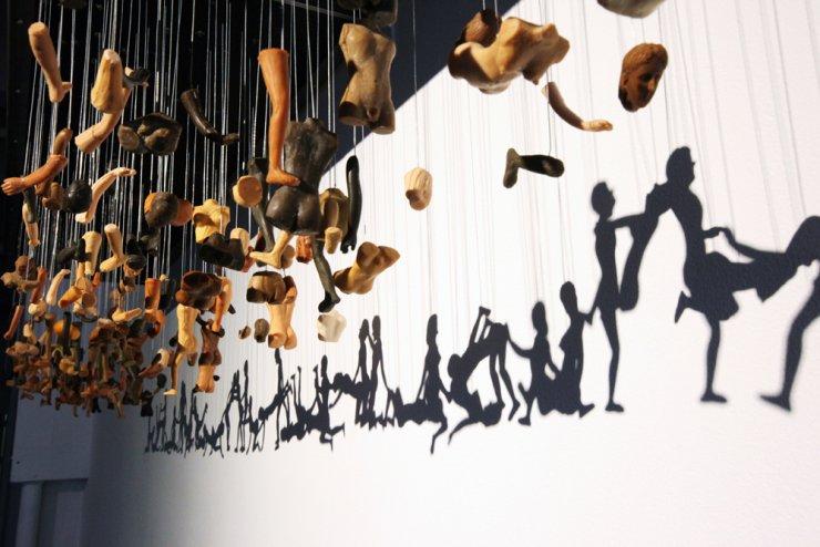 """""""Unity"""" dell'artista sudcoreano Bohyun Yoon"""