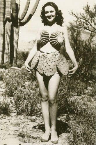 Cactus Bikini, 1930