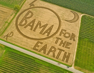 Dario Gambarin - Obama for the earth