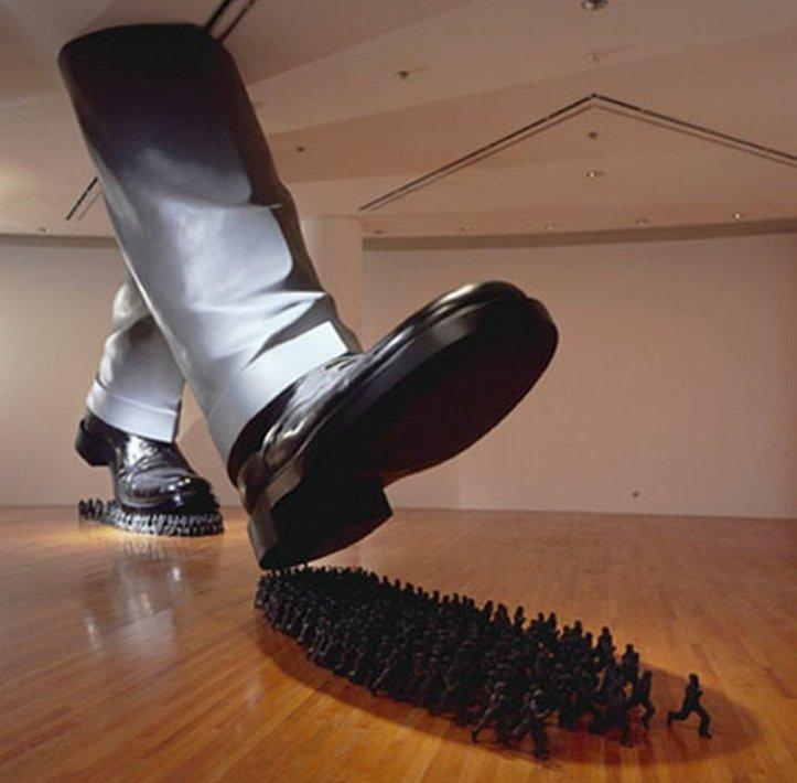 Installazionedell'artista coreanoDo Ho Suh