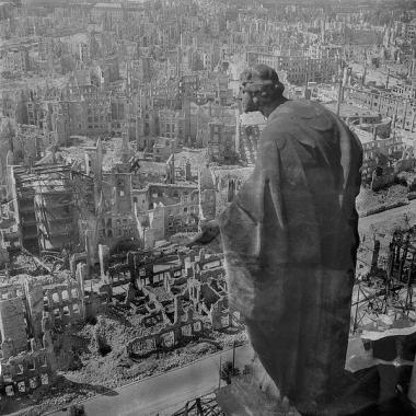 Dresden, Germany, 1945