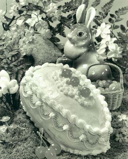 Dolcetti di Pasqua nel 1978