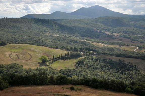 Giuseppe Licari - Il Paesaggio oggetto