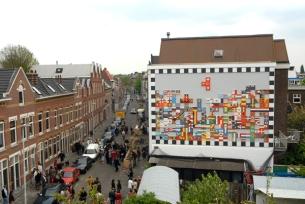 Giuseppe Licari - Tetris Wall