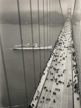Golden Gate Bridge - inaugurazione. 1937