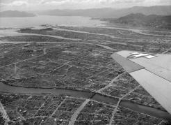 Hiroshima, un anno dopo la bomba atomica, 1946