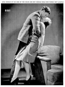 L'howto del bacio, 1942