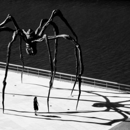 """Maman"" dell'artista franco-americana Louise Bourgeois"