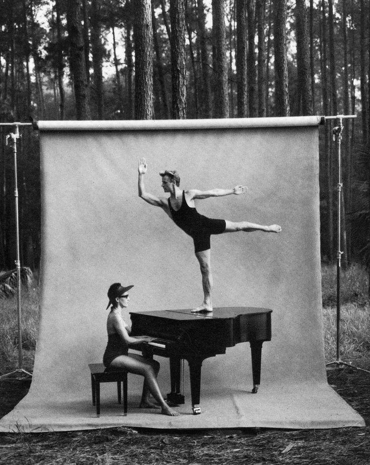 Mikhail Baryshnikov by Annie Leibovitz