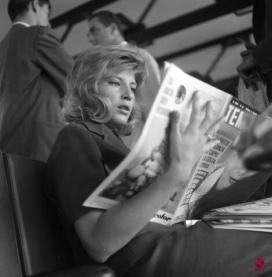 Monica Vitti, Roma 1961
