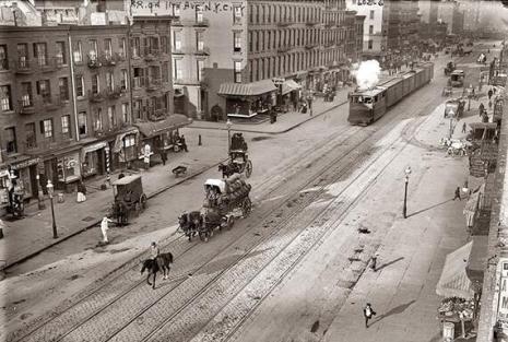 New York City, 1909