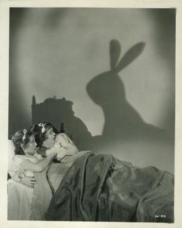 una vecchia cartolina di Pasqua