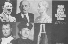 Una vecchia puibblicità della Coca Cola