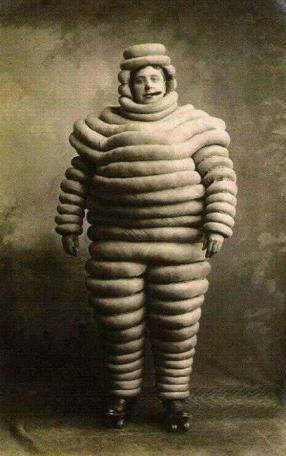 Original Michelin 1910